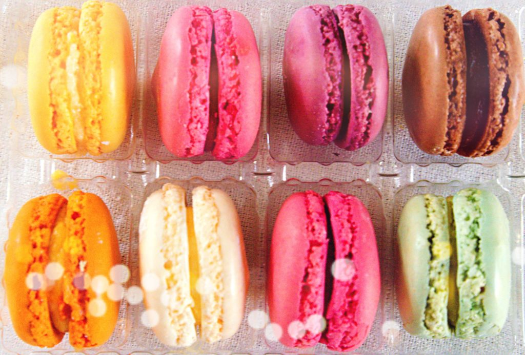 why is the macaron so popular